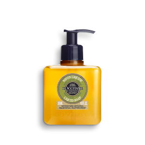 סבון נוזלי חמאת שיאה בניחוח וורבנה