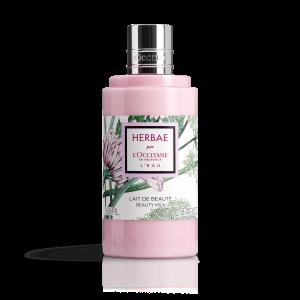 חלב גוף Herbae L'Eau