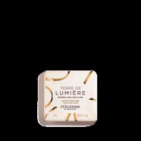 Terre de Lumière סבון מוצק במהדורה מוגבלת וזוהרת